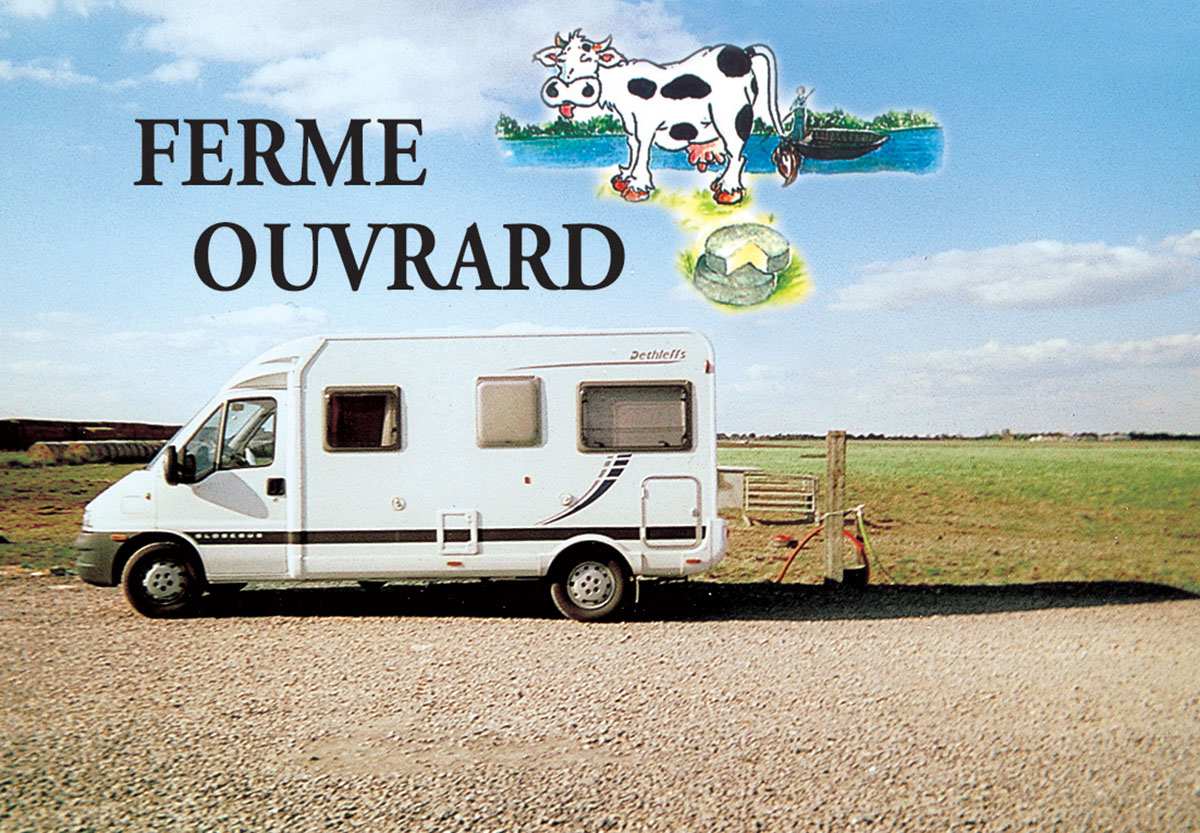 Aire camping-car à Marans (17230) - Photo 1
